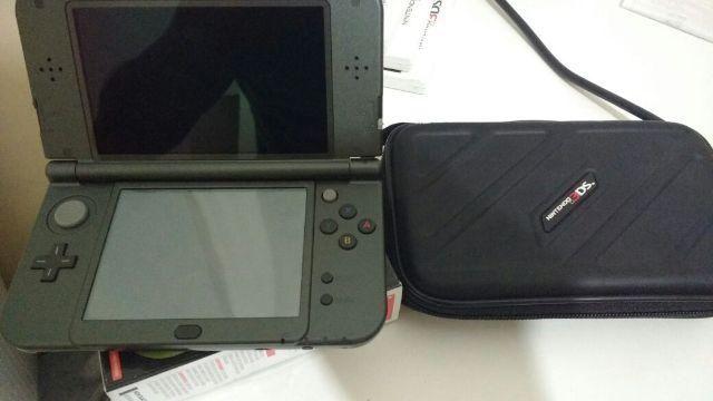New Nintendo 3DS XL + 12 jogos originais