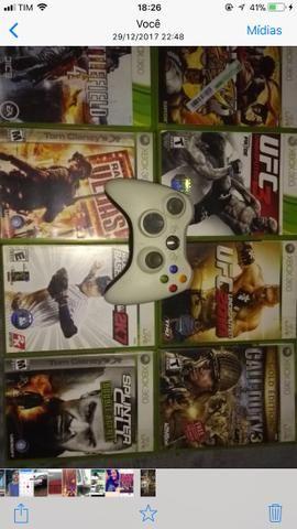 Jogos Xbox 360 barato