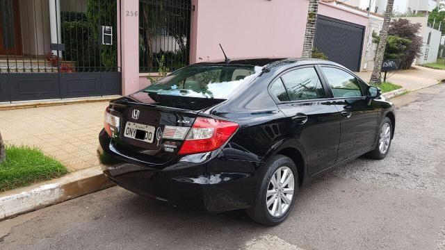 Honda civic lxr 2.0 flex 2013/2014 muito conservado!