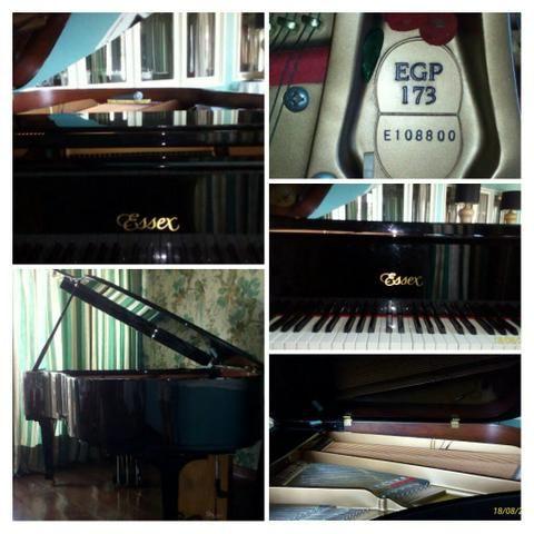 Piano Essex fabricação Steinway&Songs!