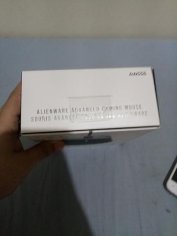 Mouse Alienware - Aw558 - Novo
