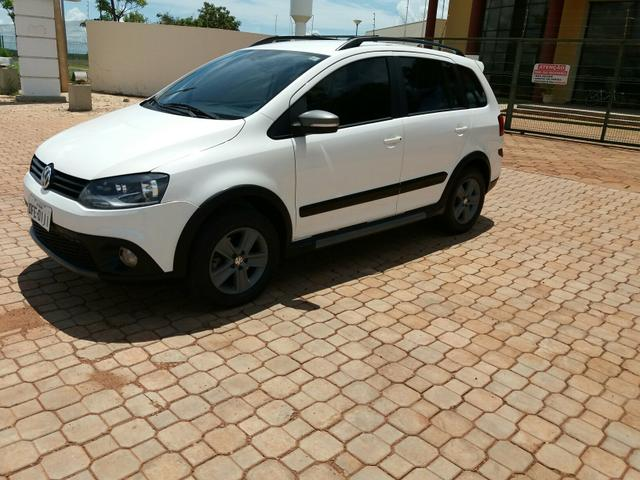 VW Volkswagen Spacecross 1.6 Branco