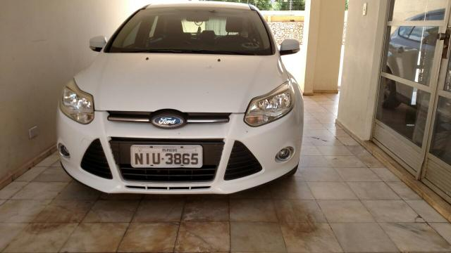 Ford Focus SE 1.6 AT 13/14 único dono