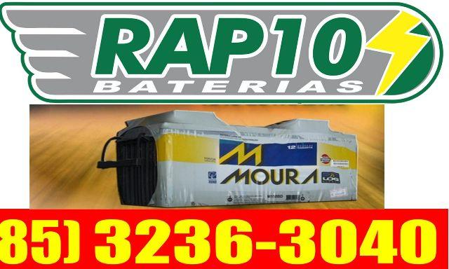 Bateria 90 Ah Vans Ducato em promocão