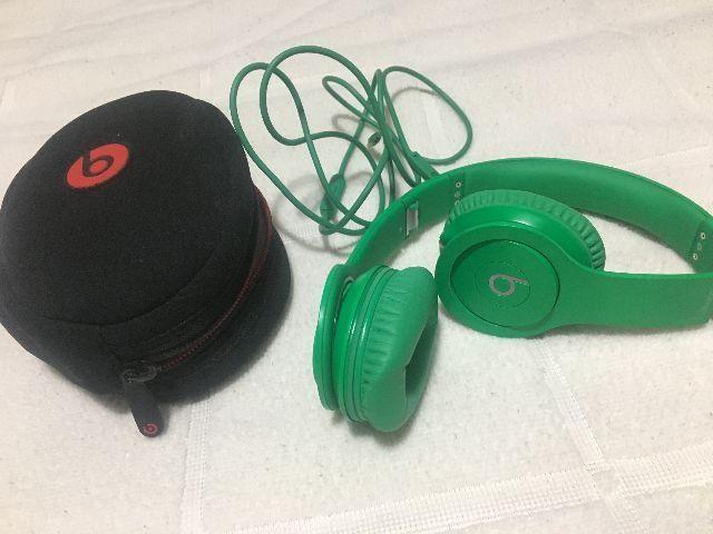 Headphone Beats Solo Original - Pouco Usado