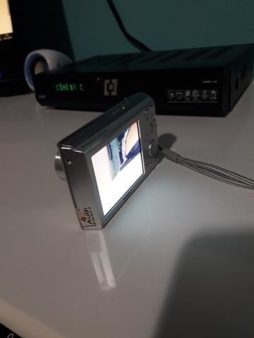 Câmera Digital Sony Cyber-Shot.
