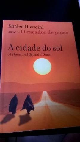 Livro: Cidade Do Sol Autor(a): Khaled Hosseini //// Editora: Nova Fronteira //// ISBN: 97