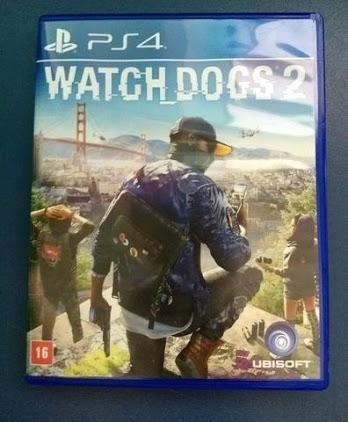 Watch dogs 2 ps4 troco por Battlefield 1
