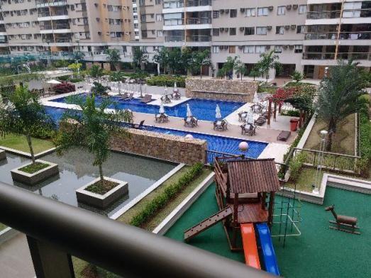 Apartamento novinho no Recreio