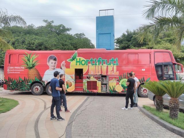 Ônibus Loja Hortifruti Móvel - Foto 6