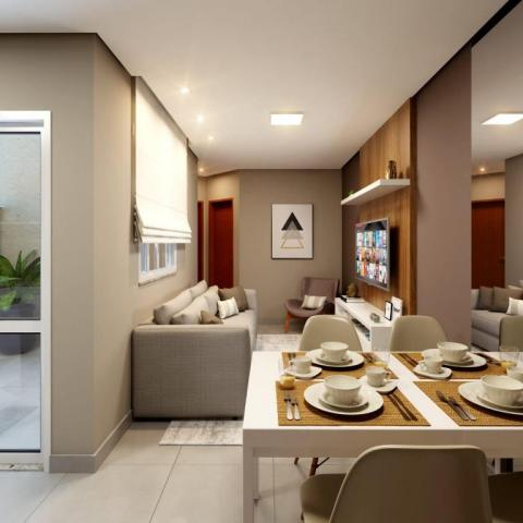 Apartamento à venda, 42 m² por R$ 248.000,00 - Vila Valparaíso - Santo André/SP - Foto 19