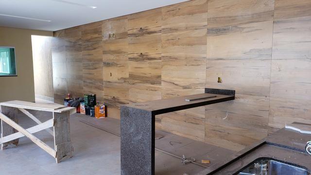 Casa nova 3quartos 3suites piscina churrasqueira rua5 Vicente Pires - Foto 20