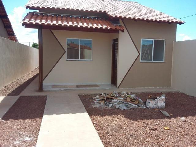 Casas no Bairro Novo mundo 130 mil entrega em 45 dias - Foto 6