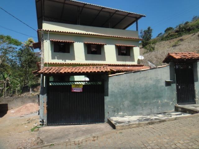 Marcelo Leite Vende Prédio Residencial - Bairro Amparo / Mimoso do Sul-ES