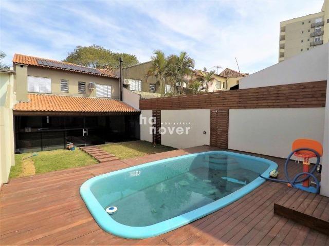 Casa 3 Dormitórios(1 Suíte), Piscina Aquecida, Pátio - Madre Paulina, Medianeira - Foto 2