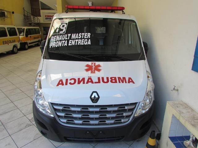 Renault Master Ambulância L1H1 - Foto 4
