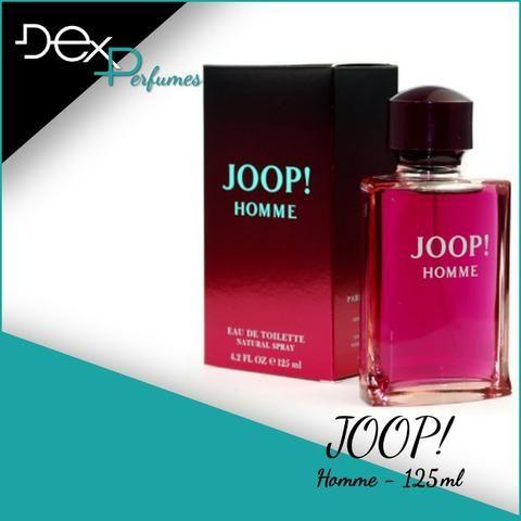 nice cheap best sale purchase cheap Perfume JOOP! Homme 125ml - Novo e Original