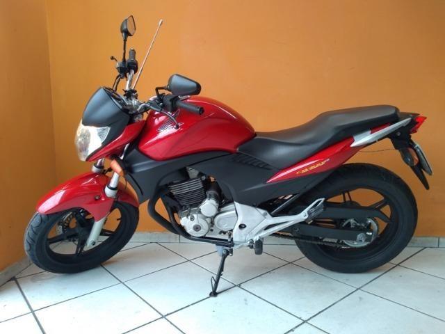 Honda CB 300 r 2010 Vermelha - Foto 6