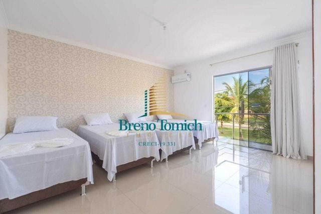 Casa com 3 dormitórios à venda, 125 m² por R$ 350.000 - Vilage I - Porto Seguro/BA - Foto 8