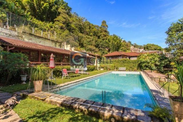 Casa à venda com 4 dormitórios em Quitandinha, Petrópolis cod:40 - Foto 3