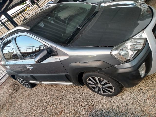 Toyota Etios Cross 1.5, 16V, Flex Manual 2014, Único dono