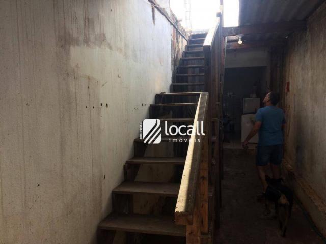 Apartamento com 1 dormitório para alugar, 68 m² por R$ 600/mês - Vila Maceno - São José do - Foto 4