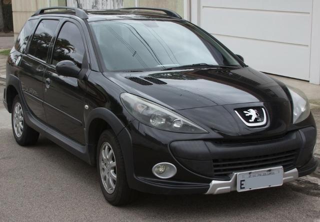 Peugeot 207 SW Escapade 1.6 16V Flex - 2010 - único dono