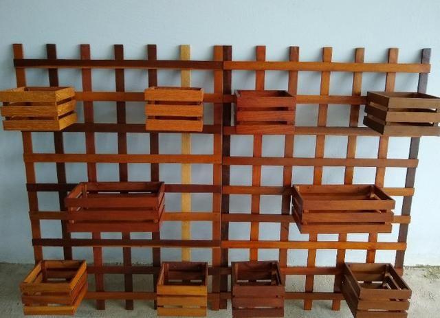 Treliças de madeira - Foto 2