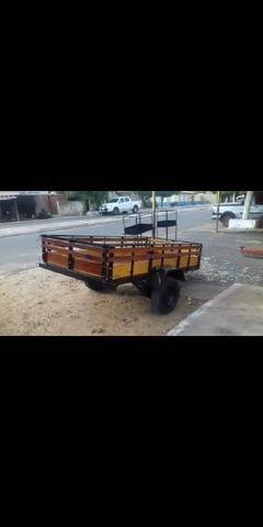 Vende-se Carrocinha! Colônia do Piauí