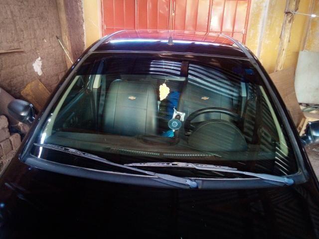 Corsa Hatch 4 portas 1.4 flex negro - Foto 10