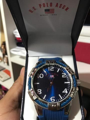 a672183ab3f Relógio us Polo - Bijouterias