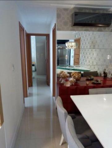 Murano Imobiliária aluga apartamento de 3 mobiliado quartos na Praia da Costa, Vila Velha  - Foto 9