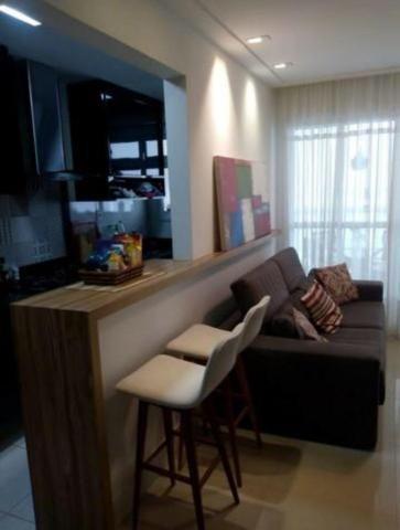 Murano Imobiliária aluga apartamento de 3 mobiliado quartos na Praia da Costa, Vila Velha  - Foto 3