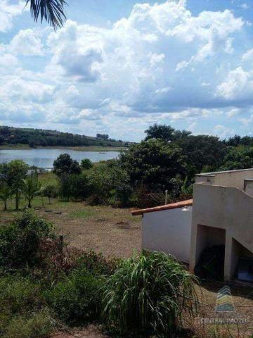 Chácara à venda com 2 dormitórios em Centro, Alfenas cod:4034