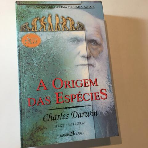 A Origem das Espécies. Charles Darwin. - Livros e revistas ... fceb8c65902
