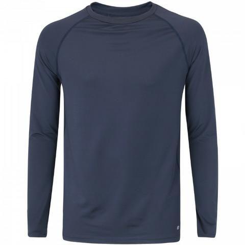 fc27e2198 Camiseta Manga Longa c Proteção Solar UV 50+ Dema - Unisex de 69