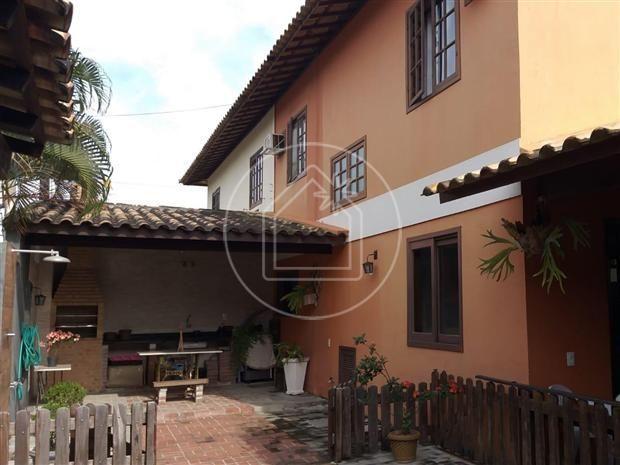 Casa à venda com 3 dormitórios em Itaipu, Niterói cod:726208