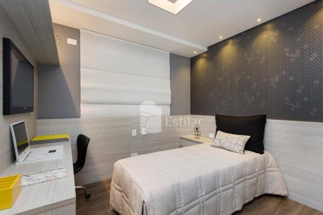 Apartamento 03 quartos (01 suíte) e 02 vagas no rebouças, curitiba - Foto 14