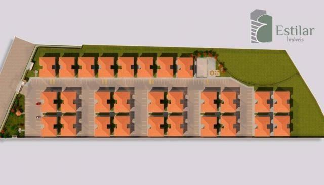 Apartamento 02 quartos no campo largo da roseira, são josé dos pinhais. - Foto 20