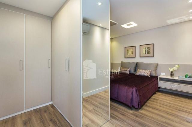 Apartamento 03 quartos (01 suíte) e 02 vagas no rebouças, curitiba - Foto 10
