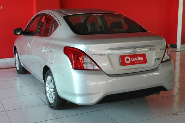 Nissan Versa Sv 1.6 Automático - Foto 6