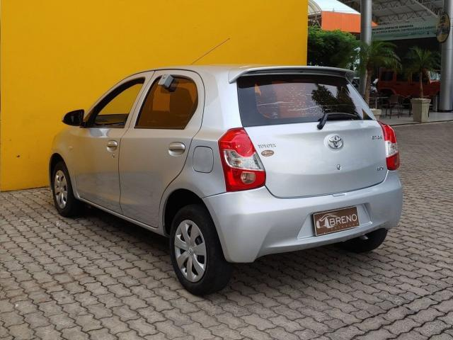 Toyota etios 2014/2014 1.3 x 16v flex 4p manual - Foto 4