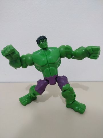Boneco Hulk Super Hero Mashers - Foto 3
