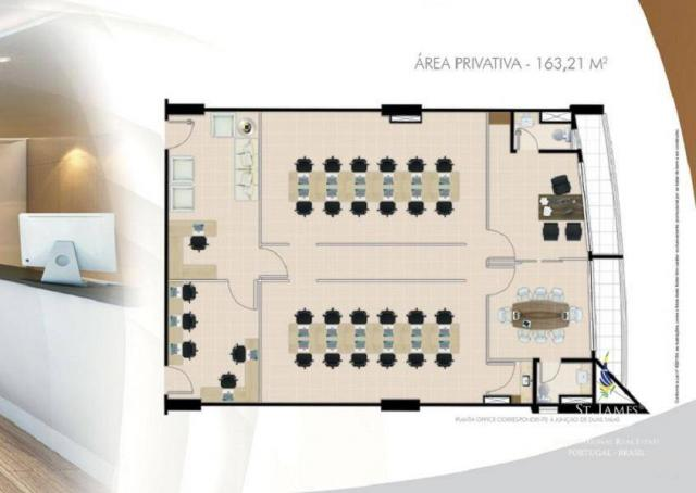 Vende-se sala comercial no Uno Medical Center - Foto 13