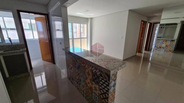 Apartamento com 3 dormitórios à venda, 84 m² por R$ 440.000,00 - Centro - Maringá/PR - Foto 2