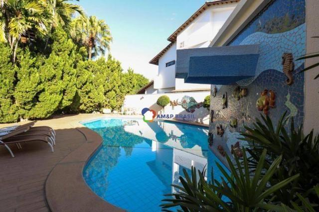Sobrado com 4 dormitórios à venda, 638 m² por R$ 3.199.000,00 - Residencial Granville - Go - Foto 5