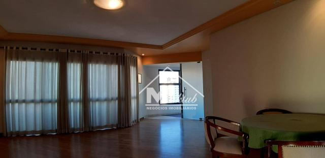 Cobertura com 4 suíte, para alugar, 395 m² por R$ 7.000/mês - Vila Valparaíso - Santo Andr - Foto 9