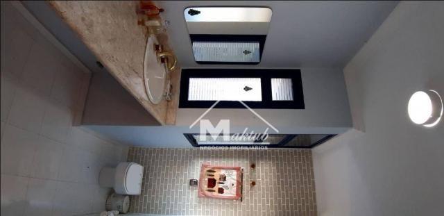 Cobertura com 4 suíte, para alugar, 395 m² por R$ 7.000/mês - Vila Valparaíso - Santo Andr - Foto 12
