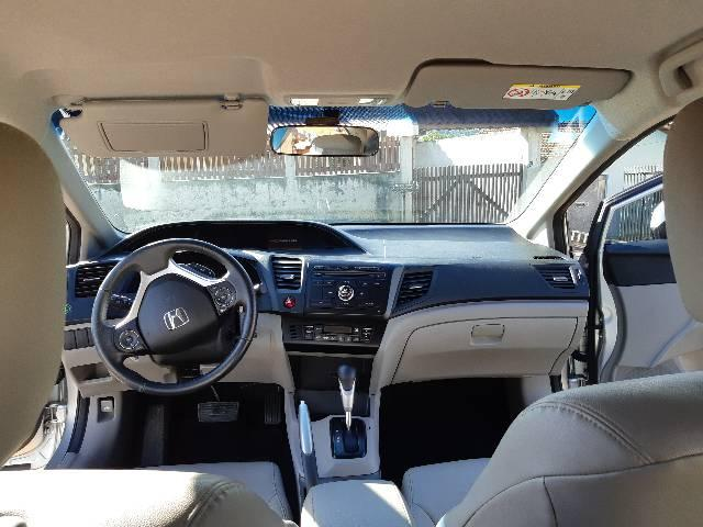 Honda Civic LXR - 11 km por litro - Foto 4