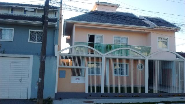 Residência 335,39 m2 . Uberaba - Curitiba -Pr; 5 Qtos